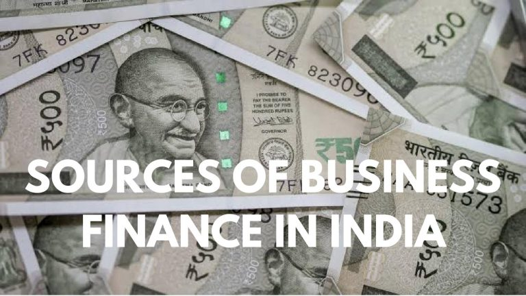 What Are The Various Sources Of Business Finance Available In India?